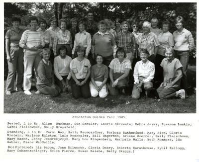 Morton Arboretum Guides
