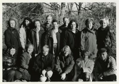 New Morton Arboretum Guides, class of 1990