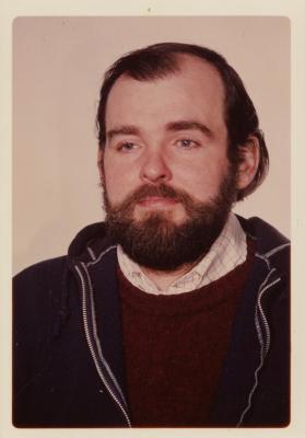 Anthony Byrne, headshot