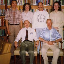 Sterling Morton Library Staff
