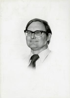 Ross Clark, vignette portrait