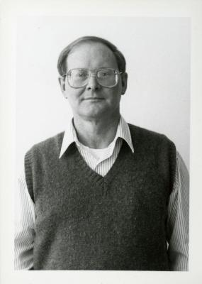 Ross Clark, portait