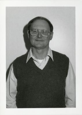 Ross Clark, smiling portrait