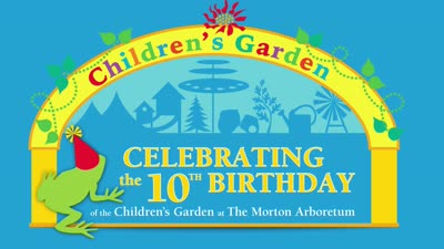 What do you love about the Children's Garden?
