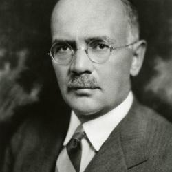 Sterling Morton, formal portrait