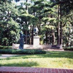 Arbor Lodge State Historical Park and Mansion, J. Sterling Morton Monument
