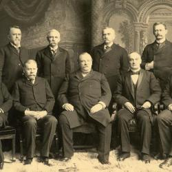 Grover Cleveland Cabinet