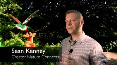 Nature Connects, July 17-November 1, 2015, promotional video