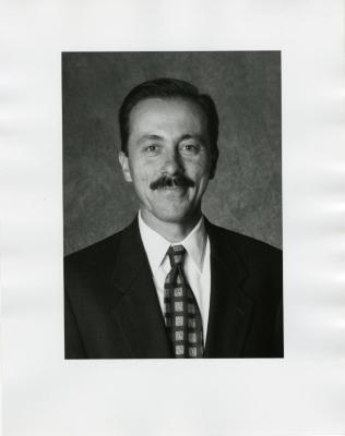 Dr. Gerard Donnelly, portrait