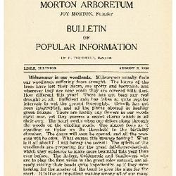 Bulletin of Popular Information V. 04 No. 07