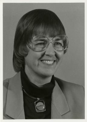 Carol Doty, headshot