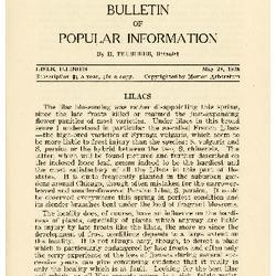 Bulletin of Popular Information V. 06 No. 01