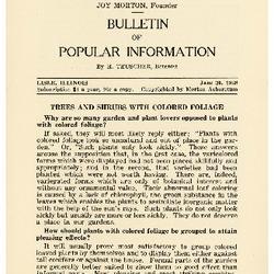 Bulletin of Popular Information V. 06 No. 03