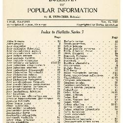 Bulletin of Popular Information V. 05 No. 10
