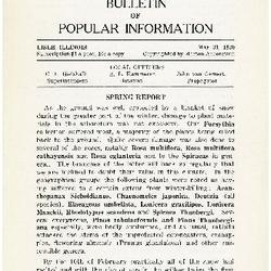 Bulletin of Popular Information V. 07 No. 10