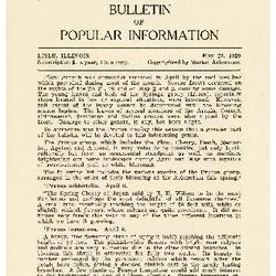 Bulletin of Popular Information V. 06 No. 10