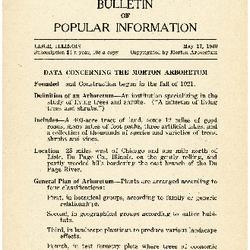 Bulletin of Popular Information V. 07 No. 09