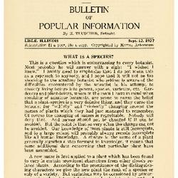 Bulletin of Popular Information V. 05 No. 06