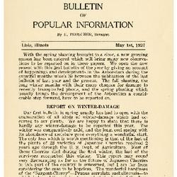Bulletin of Popular Information V. 04 No. 11