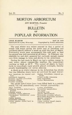 Bulletin of Popular Information V. 04 No. 01