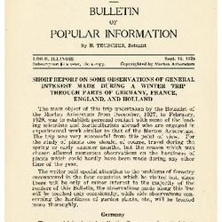 Bulletin of Popular Information V. 06 No. 07