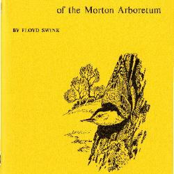 A Finding List of the Birds of The Morton Arboretum