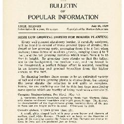 Bulletin of Popular Information V. 07 No. 01