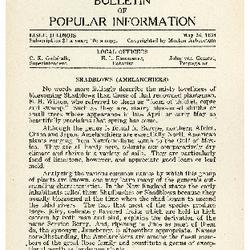 Bulletin of Popular Information V. 11 No. 08