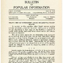Bulletin of Popular Information V. 10 No. 11-12