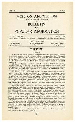 Bulletin of Popular Information V. 10 No. 05
