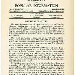 Bulletin of Popular Information V. 09 No. 02
