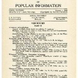 Bulletin of Popular Information V. 12 No. 11