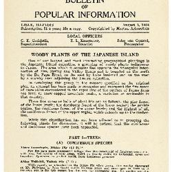 Bulletin of Popular Information V. 11 No. 12