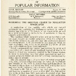 Bulletin of Popular Information V. 10 No. 02