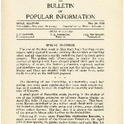 Bulletin of Popular Information V. 09 No. 09
