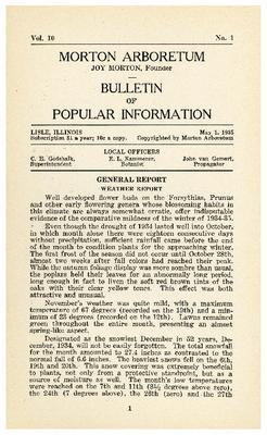 Bulletin of Popular Information V. 10 No. 01