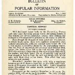 Bulletin of Popular Information V. 12 No. 06