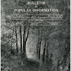 Bulletin of Popular Information V. 08 No. 06