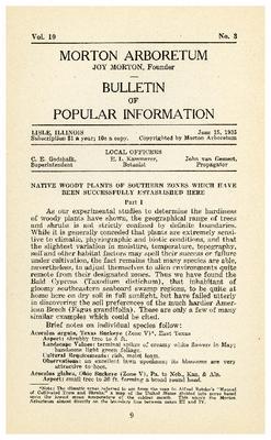 Bulletin of Popular Information V. 10 No. 03