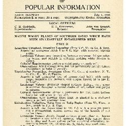 Bulletin of Popular Information V. 12 No. 09