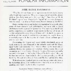 Bulletin of Popular Information V. 15 No. 10