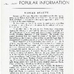 Bulletin of Popular Information V. 11 No. 02