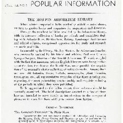 Bulletin of Popular Information V. 14 No. 06