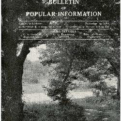 Bulletin of Popular Information V. 09 No. 06