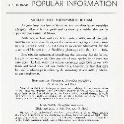 Bulletin of Popular Information V. 14 No. 01