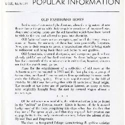 Bulletin of Popular Information V. 14 No. 12