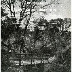 Bulletin of Popular Information V. 11 No. 05