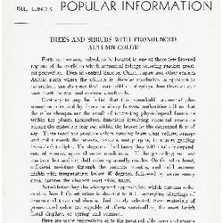 Bulletin of Popular Information V. 15 No. 03