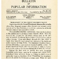 Bulletin of Popular Information V. 12 No. 07