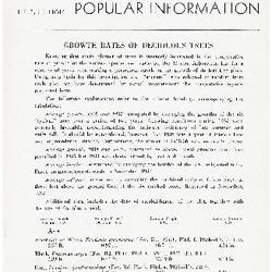 Bulletin of Popular Information V. 15 No. 04